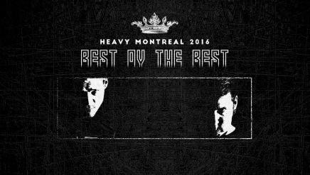 Décompte vers le Heavy Montréal 2016 —MANTAR