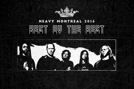 Décompte vers le Heavy Montréal 2016 —SUFFOCATION