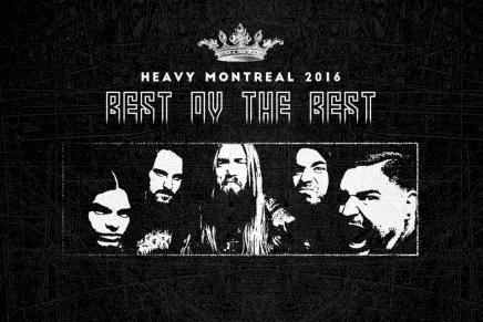 Décompte vers le Heavy Montréal 2016 — SUICIDESILENCE