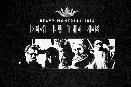 Décompte vers le Heavy Montréal 2016 — USA OUT OFVIETNAM