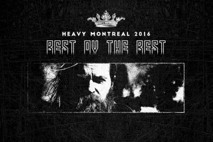 Décompte vers le Heavy Montréal 2016 — ZAKKWYLDE