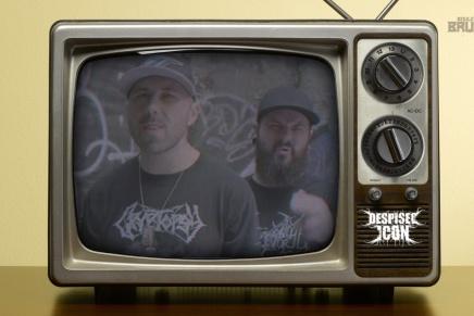 Le nouveau clip de Despised Icon estparfait