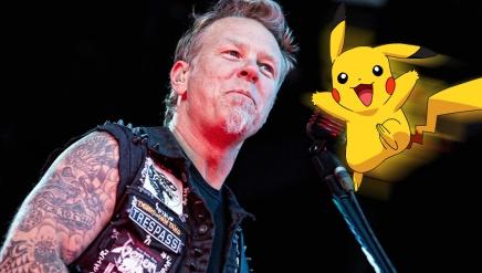 Metallica joue le thème dePokémon