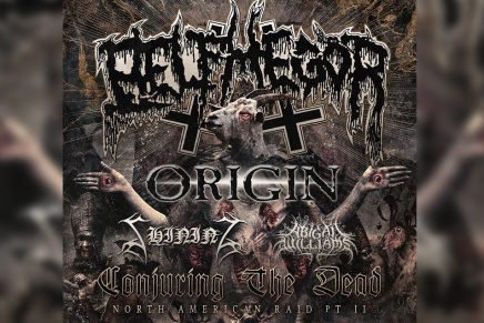 ABIGAIL WILLIAMS, Belphegor, Origin et Shining à Québec!