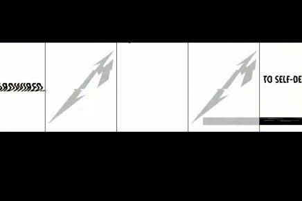 Metallica revisite le passé dans le trailer du nouvelalbum!