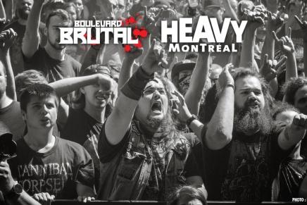 Nos meilleures performances du Heavy Montréal2016