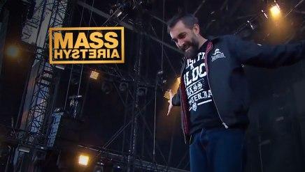 Performance complète de Mass Hysteria au Main SquareFestival