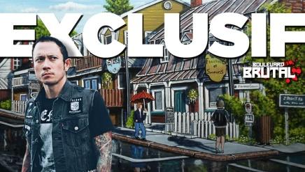 EXCLUSIF ! La véritable raison face à l'absence de Trivium lors du Heavy Montréal2016!