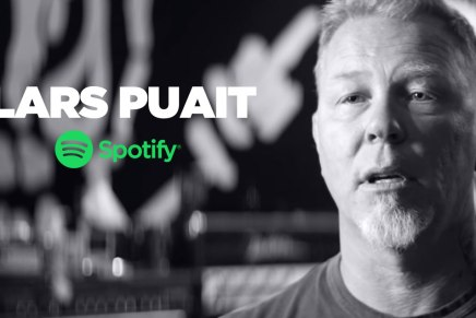 Documentaire Metallica sur Spotify – Chapter 1