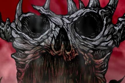 Du monde pendu pis des affaires sataniques dans le lyric video deSINSAENUM