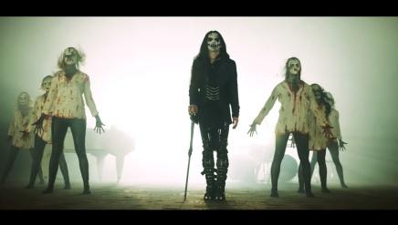 Le nouveau clip de Carach Angren estgrandiose!