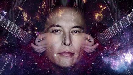 Un hommage métal à Elon Musk deTesla