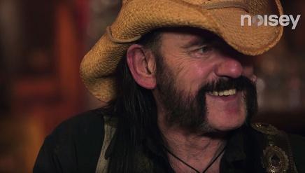 Entrevue avec Lemmy quelques mois avant samort