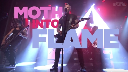 Metallica joue du neuf à JimmyFallon
