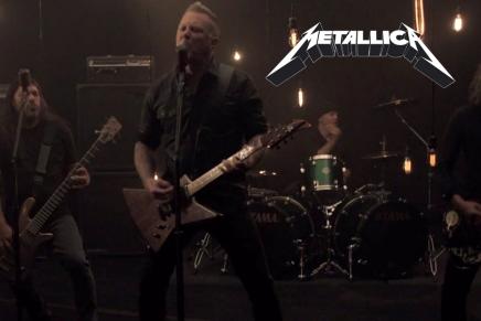 Une autre nouveauté de Metallica – Moth intoFlame