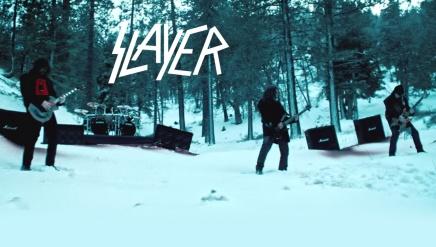 Slayer va jouer dans laneige