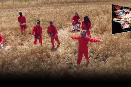 70 chansons de Slipknot en 7minutes