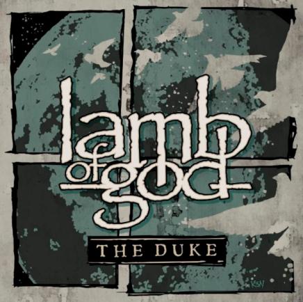 Une très moyenne chanson inédite de Lamb ofGod