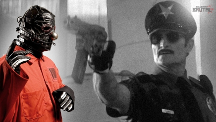 Clown de Slipknot réalise Officer Downe