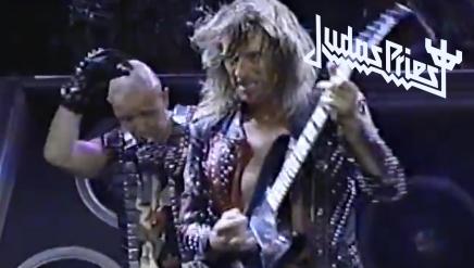 Un concert complet de Judas Priest datant de1991