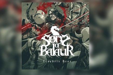 Le premier disque de Sons of Balaur sera unmust