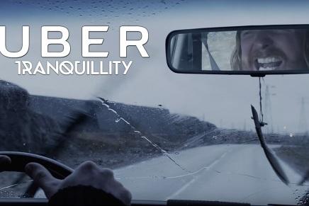 Mikael Stanne de Dark Tranquillity est un chauffeurUBER