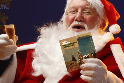 Le temps des fêtes approche avec August BurnsRed