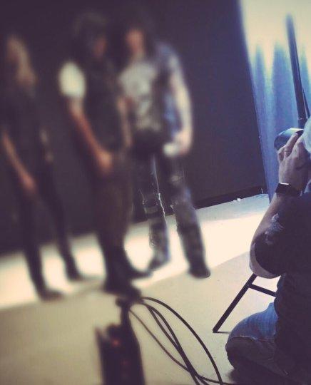 Chris Adler prépare un nouveau projetmystérieux