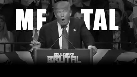 Donald Trump versionmetal