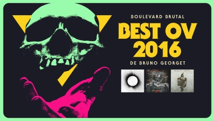 Le Best Ov 2016 de Bruno Georget