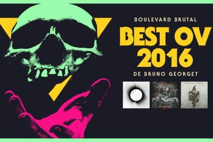 Le Best Ov 2016 de BrunoGeorget