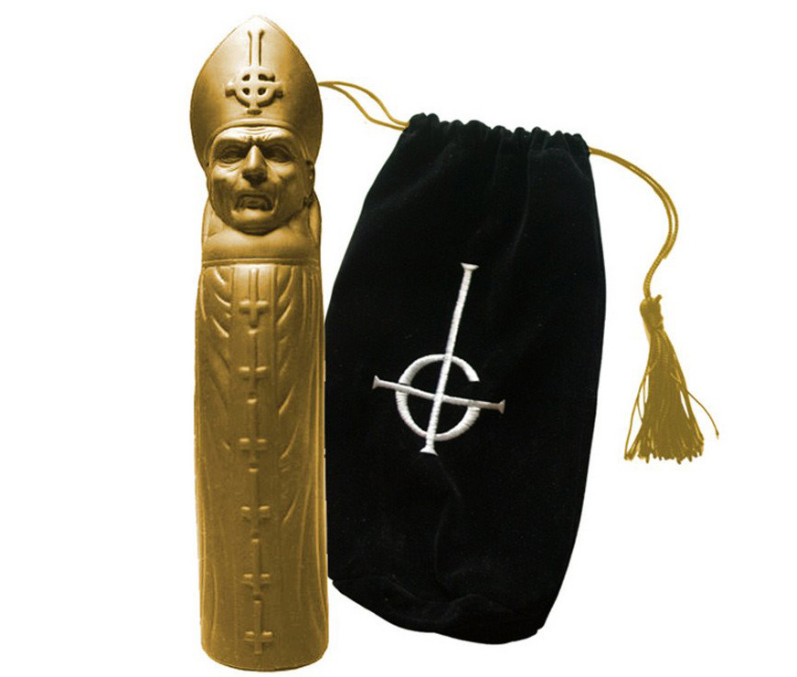 ghost-dildo-gold