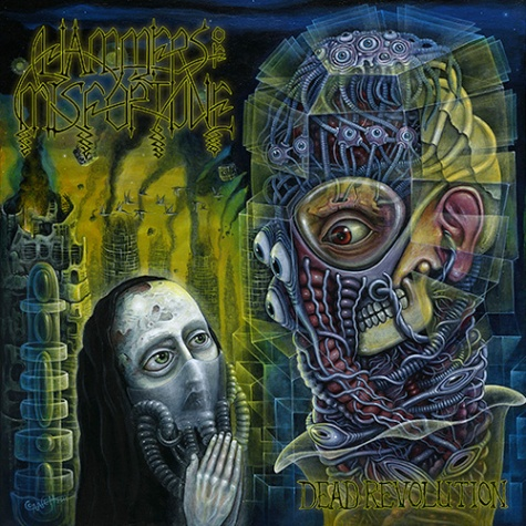 HAMMERS OF MISFORTUNE – Dead Revolution