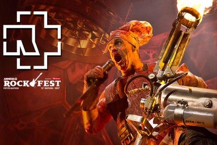 RAMMSTEIN au Rockfest de Montebello — lesajustements