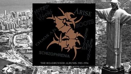 Une compilation de 6 disques de Sepultura va sortir enjanvier