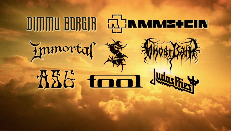 metal albums 2017