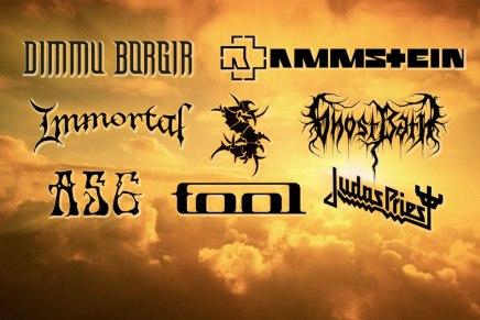 Les sorties metal à venir en2017