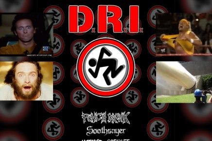 Nos réactions à l'annonce du retour de D.R.I. àQuébec
