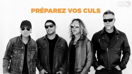 OFFICIEL — Metallica, A7X et Volbeat à Montréal etQuébec!