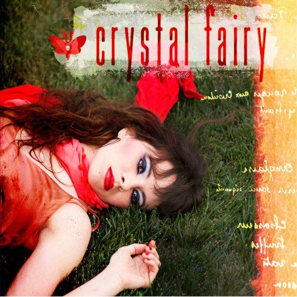 crystal fairy album