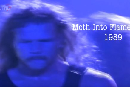 Metallica a fait Moth Into Flame en 1989