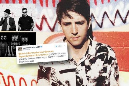 Le musicien Owen Pallett tient des propos violents surTwitter