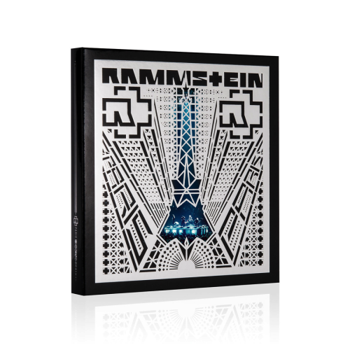 rammstein paris dvd