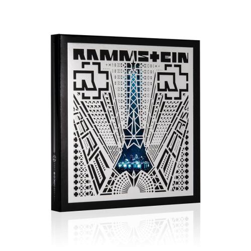 rammstein paris dvd