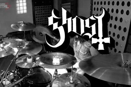 Cet homme serait le nouveau drummer deGHOST
