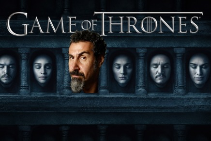 SERJ TANKIAN chante GAME OF THRONES