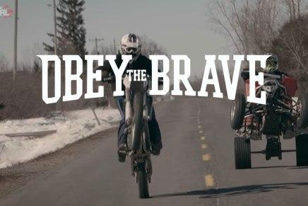 Le nouveau Obey The Brave s'en vient le 2juin