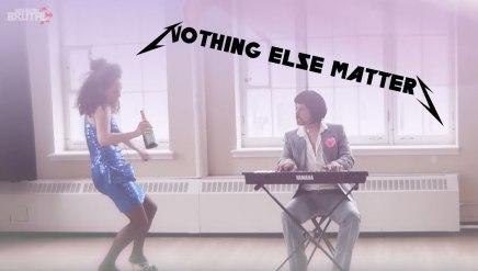 La meilleure reprise de Nothing Else Matters (ENFRANÇAIS!)