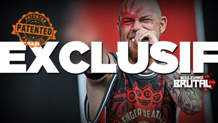 EXCLUSIF! Ivan Moody de Five Finger Death Punch et son projet machiavélique!