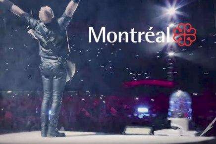 Le nouveau clip de Metallica présente ce qu'on verra àMontréal